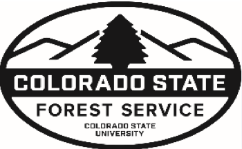 Colorado State Forest Service Logo