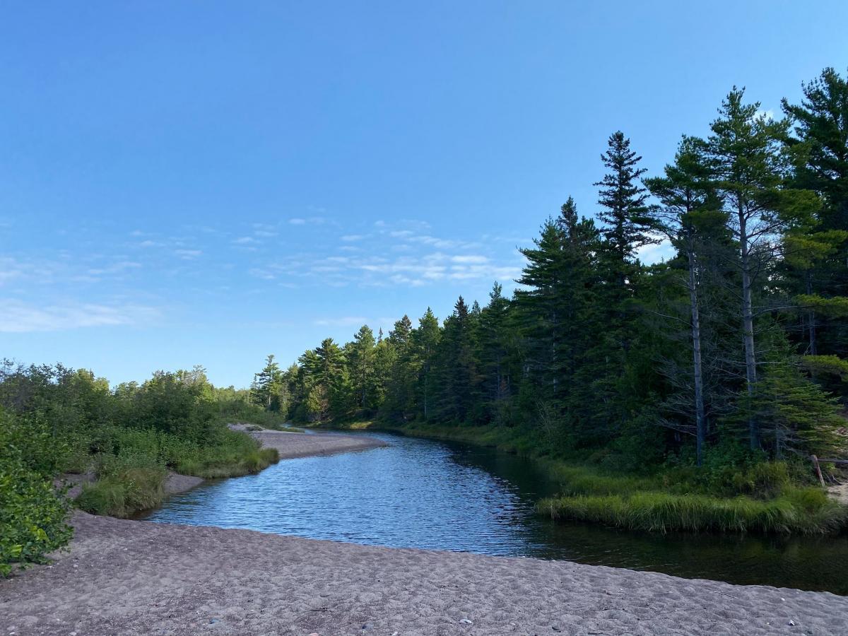 Black Creek Tributary to Lake Superior