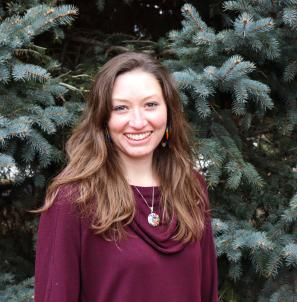 Courtney Peterson, Research Associate, Forest and Rangeland Stewardship Department, CSU